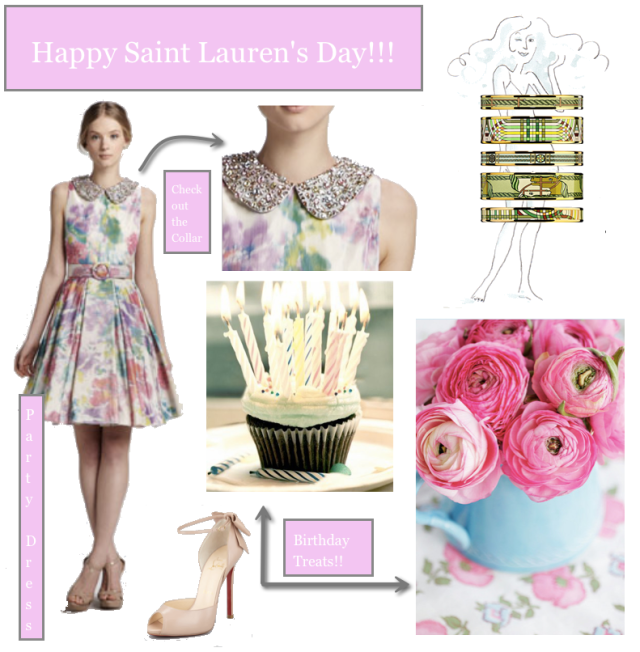 Happy Saint Laurens Day