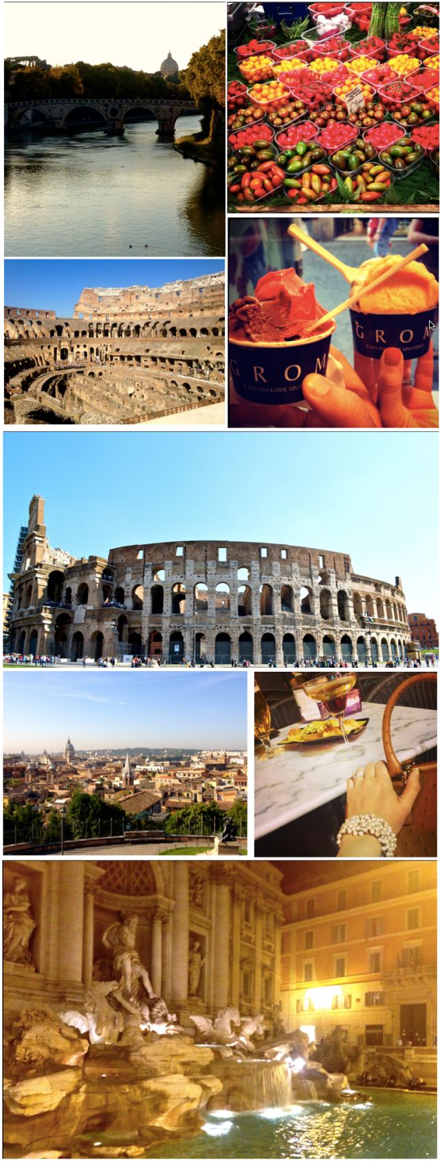 Travel Diaries…Rome